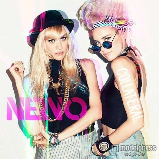 NERVOのデビューアルバム「COLLATERAL」(8月5日発売)CD+DVD