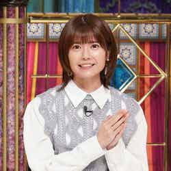 竹達彩奈 (C)日本テレビ