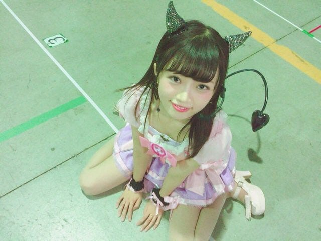 中井りか(NGT48公式サイトの中井りかフォトログより)