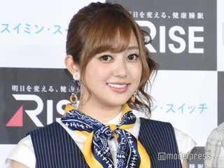 菊地亜美、のろけ全開 結婚披露宴の計画も明かす