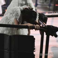 泣き崩れる松井珠理奈/「AKB48 53rdシングル 世界選抜総選挙」AKB48グループコンサート(C)モデルプレス