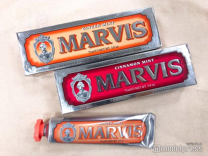 イタリアで愛され続けている歯磨き粉「MARVIS」、フォトジェニックなパッケージで人気のお土産に(C)モデルプレス