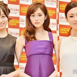 モデルプレス - <写真特集>深田恭子、桐谷美玲、橋本環奈ら豪華ジュエリー&ドレスで魅了