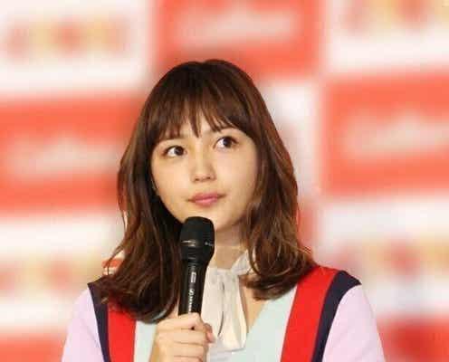 """川口春奈、1人ラーメンを敢行する""""着飾らない""""姿に反響「好感度しかない」「食べっぷりが最高」"""