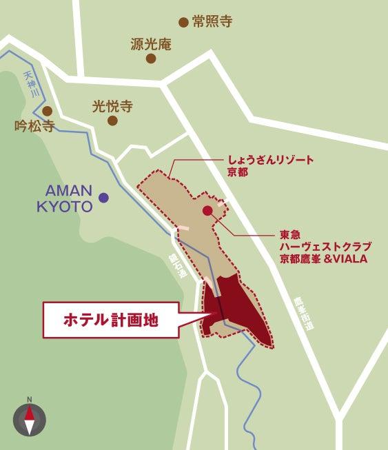 (仮称)京都鏡石ホテルプロジェクト/画像提供:ヒルトン