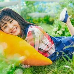 久間田琳加、自然体の可愛い笑顔で新たな抜擢