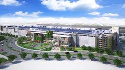 台湾南部初進出「三井アウトレットパーク 台南」2022年開業へ