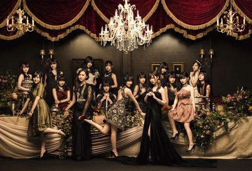 HKT48 1stアルバム「092」(C)AKS