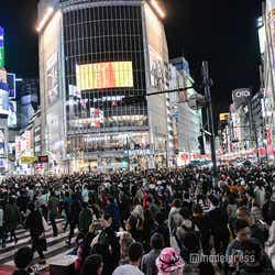 モデルプレス - <ハロウィン>渋谷大パニック 警笛響く厳戒態勢