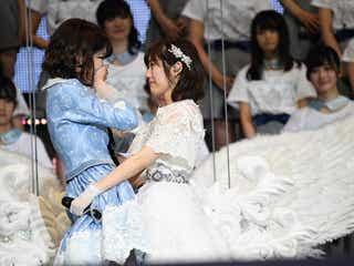 """渡辺麻友、AKB48卒業コンサートでの""""奇跡の1枚""""が話題に「涙が…」「偶然ではなく必然」"""