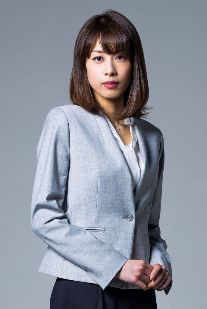 加藤綾子、二宮和也主演「ブラックペアン」で本格女優デビュー 重要なキーマンに<本人コメント> , モデルプレス