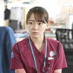 土路生優里/「病室で念仏を唱えないでください」第5話より(C)TBS