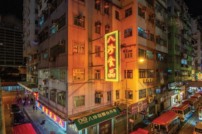 モンコック/画像提供:香港政府観光局