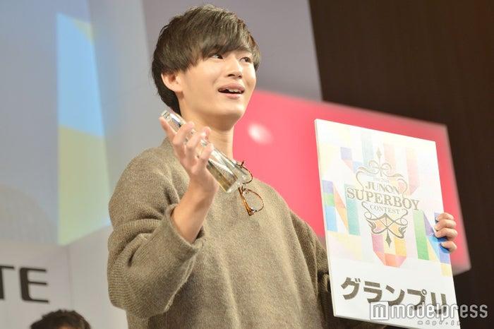 押田岳さん(C)モデルプレス