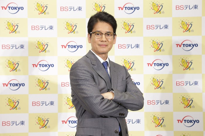 唐沢寿明(C)テレビ東京