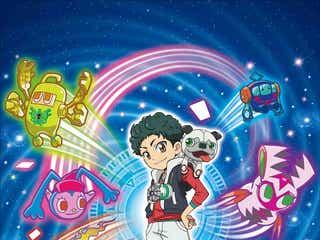 TBS、朝のキッズアニメ枠を4月に新設 第一弾は『カミワザ・ワンダ』