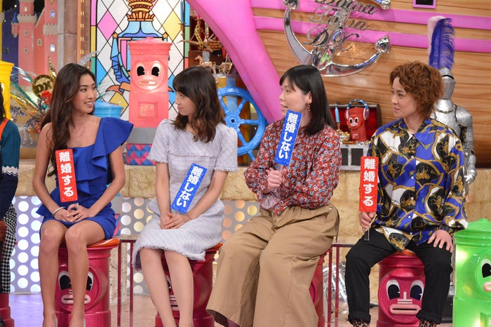 15日放送「ダウンタウンDX」より(写真提供:読売テレビ)
