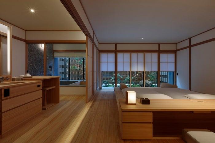 「Azumi Setoda」ベッドルーム (Photo Tomohiro Sakashita)