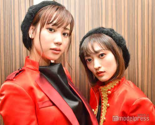三秋里歩&高野祐衣、吉本坂46のキス寸前シーンに「エロい」の声 NMB48では「メンバー同士普通にチューしてました」<RED・MV撮影密着インタビュー5>