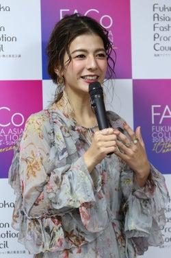 「福岡アジアコレクション2018 S/S」開催決定 スザンヌが10年間の思いを語る