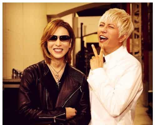 X JAPAN・YOSHIKI、GACKTの誕生日を祝福 2ショットに歓喜の声