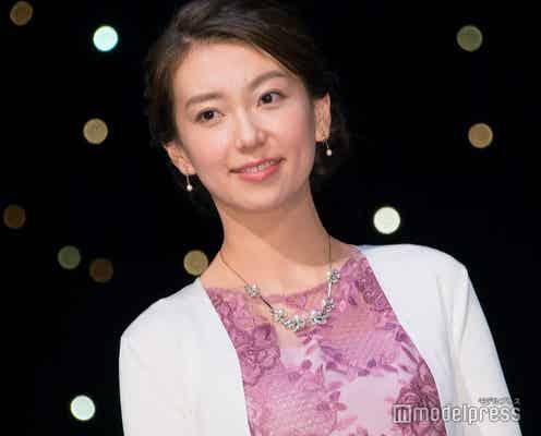NHK和久田麻由子アナ、結婚報道後初の公の場 嵐・櫻井翔と笑顔で登場