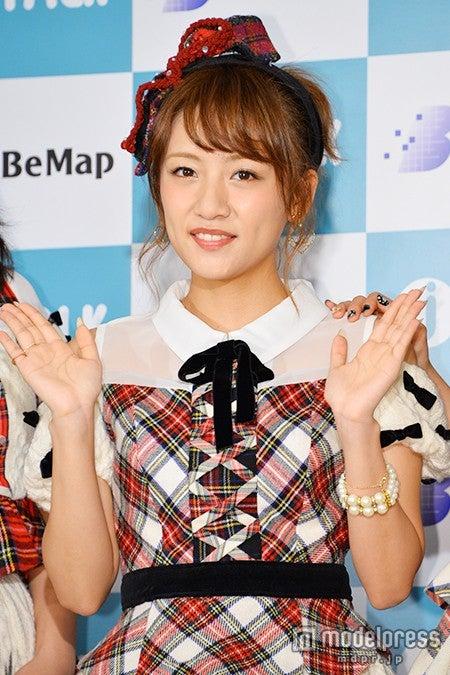 高橋みなみ、AKB48卒業前ラストシングル初披露「センターってやっぱり緊張する」【モデルプレス】