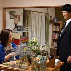 上戸彩、堺雅人/「半沢直樹」第3話より(C)TBS