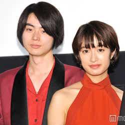菅田将暉(左)との共演シーンについて語った門脇麦(C)モデルプレス