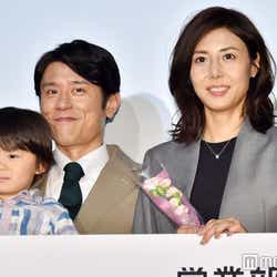 モデルプレス - 松嶋菜々子と夫婦役で原田泰造がニヤニヤ「大好き」