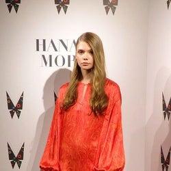 「ハナエモリ」 新デザイナーによる初のコレクションを披露