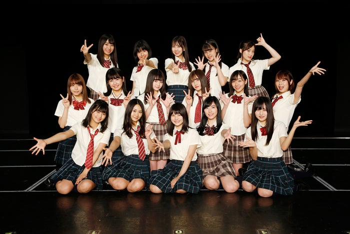 SKE48「意外にマンゴー」選抜メンバー(C)AKS