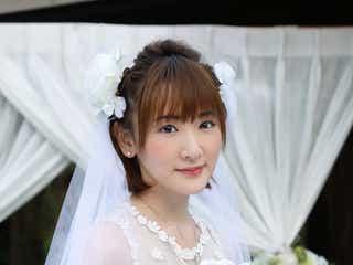 生駒里奈、映像作品で初のウエディングドレス姿披露「可愛すぎます」共演者も絶賛<駐在刑事Season2>