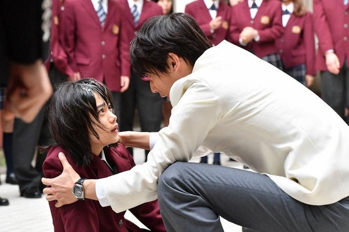 杉咲花、中川大志/「花のち晴れ~花男 Next Season~」第3話より(C)TBS