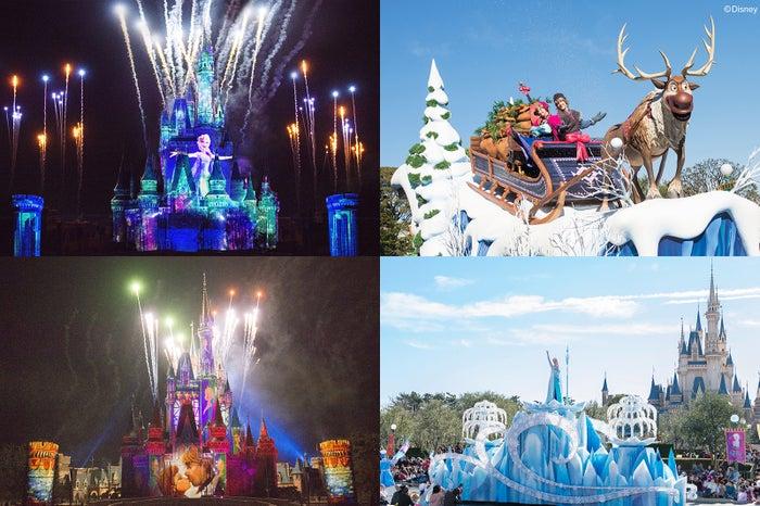 もう行った?「アナと雪の女王」の魔法にかけられた新キャッスルプロジェクション&パレードに感動!