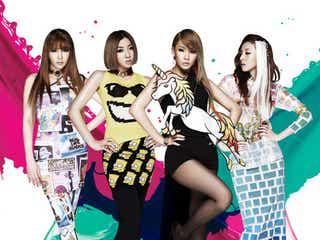 2NE1ワールドツアー日本公演が大反響につき、早くも追加公演決定