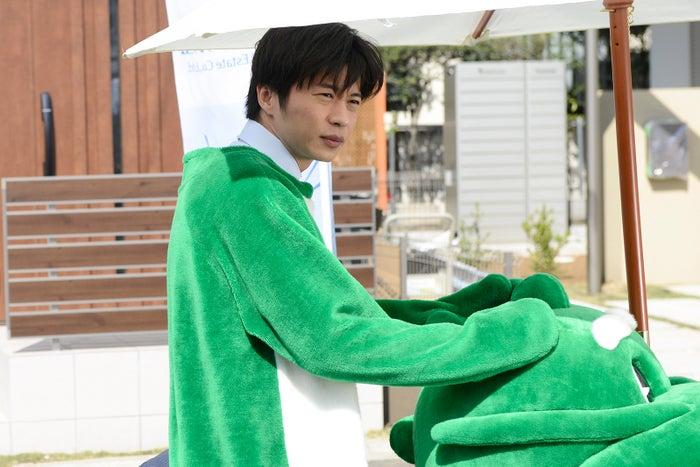 田中圭/「おっさんずラブ」第1話より(C)テレビ朝日