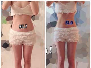 AKB48大家志津香、ダイエットの経過を報告「すごい変化」「ウエスト細っ」と反響殺到
