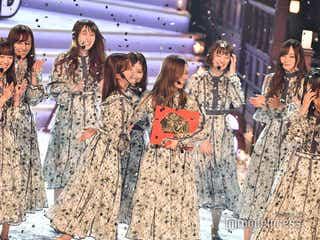 <レコ大/写真特集>乃木坂46「レコ大」2連覇で涙 欅坂46、AKB48、DA PUMP、TWICEらが一夜限りの豪華競演