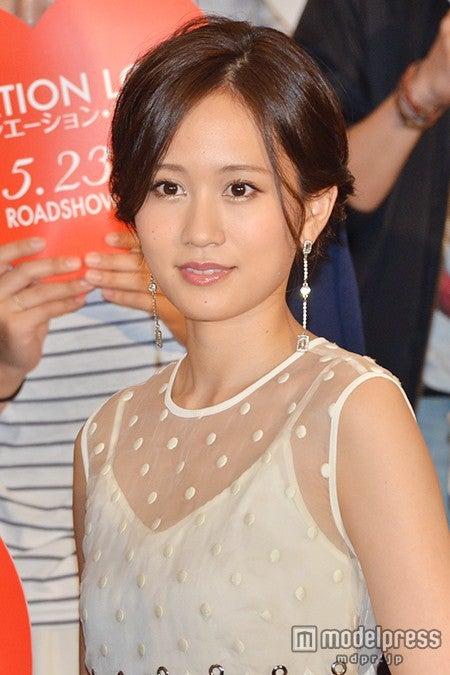 「第7回AKB48選抜総選挙」についてコメントした前田敦子【モデルプレス】