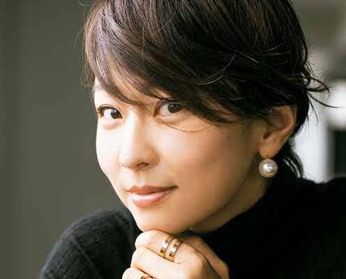 モデル歴26年の五明祐子が伝授 コーディネートを決めるポイント、服を買う時に気をつけること、スタイルキープ術…<インタビュー>
