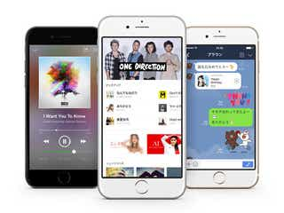 音楽配信サービス「LINE MUSIC」本日サービス公開!国内外の人気アーティストの150万曲以上の楽曲が本日より2ヶ月間無料