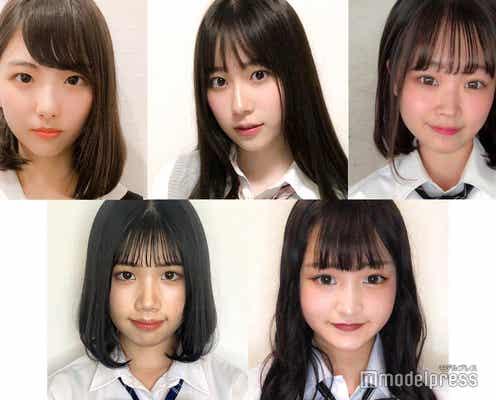 【中間速報】「女子高生ミスコン2020」中国・四国エリア、暫定上位5人を発表<日本一かわいい女子高生>