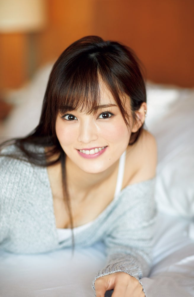 山本彩/「週刊ビッグコミックスピリッツ」第48号より(C)小学館・週刊ビッグコミックスピリッツ