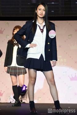 日本一かわいい女子高生「モデル賞」岡山県出身の高校3年生を直撃<一問一答>