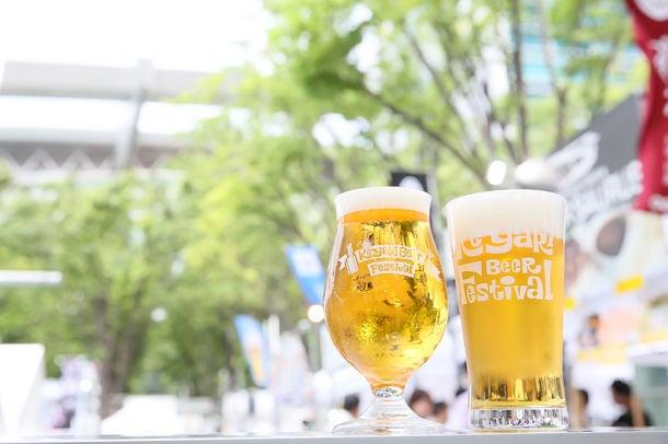 けやきひろば 春のビール祭り/画像提供:さいたまアリーナ