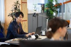 眞島秀和/「パーフェクトクライム」第1話より(C)ABCテレビ