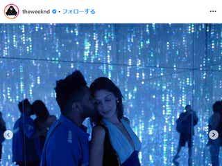 復縁のベラ・ハディッド&ザ・ウィークエンド、日本でのキスショットも…ラブラブ動画&写真で話題に