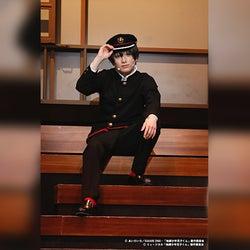 小西詠斗「全公演を全力で」 本日開幕「地縛少年花子くん-The Musical-」キャストコメント