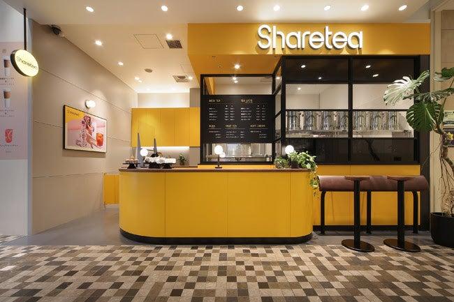 Sharetea/画像提供:スシローグローバルホールディングス